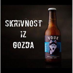 Pivovarna vouk