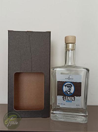 Lenin vodka, Wildflower spirits