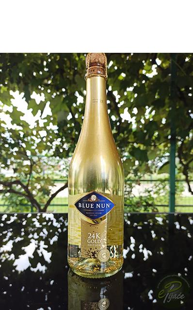 Blue Nun 24k zlata, Lannguth