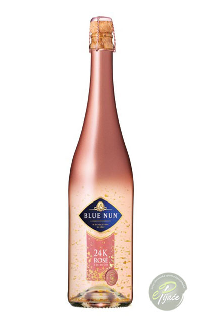 Blue Nun 24k Rose, Blue Nun