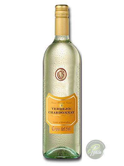 Verdejo Chardonnay, Copa del Sol